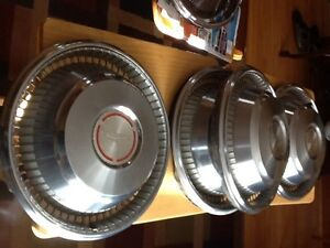 "1966 Chevrolet Caprice 14"" Wheel covers"