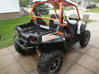 Polaris RZR 800/H.O.  Side X Side