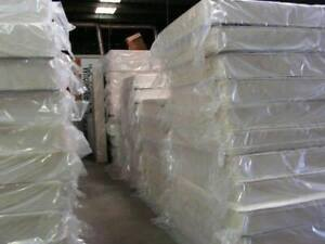 BRAND NEW MATTRESSES - ALL SIZES AVAILABLE STARTING AT $185
