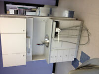 Dental Cabinetry (assorted)and Equipment