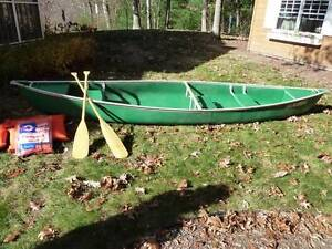 15' coleman canoe for sale