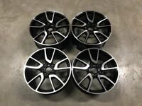 "19"" Inch C43 Style Alloy Wheels mercedes AMG A C E S Class 5X112 W204 W205 W212 W213 W221"