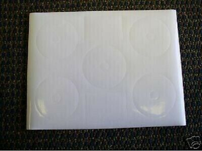 Mini Dvd Labels (250 PAKRITE HIGH QUALITY GLOSSY MINI CD DVD LABELS, MB3, PRIORITY FREE SHIPPING )