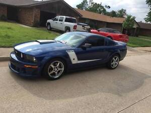 2007 Ford Mustang Roush Stage 3 ONLY 2,300 Actual Miles