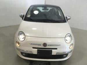 2017 Fiat 500 Lounge | Local BC Vehicle