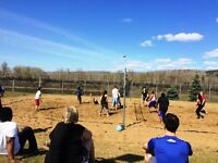 Fort McMurray Co-ed Beach Volleyball Group – Looking for players