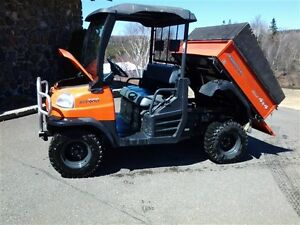 Like New Kubota RTV 900