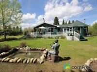 20 Acre Ranch 24km NW of Cochrane in Rocky View County