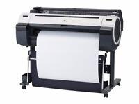 Large format printer CANON IPF 750