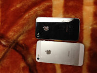 iphone 5 and iphone 4s for sale $80 for both