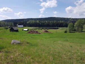Waterfront farm land for sale