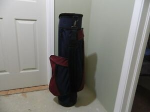 Golf Bag rarely used with cover