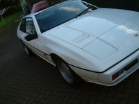 Lotus Excel 1988 Absolutely mint 2 door coupe. Full detailed service history