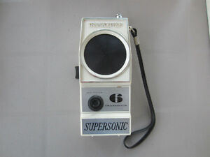 Walkie-Talkies Vintage Supersonic WT-600