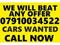 07910034522 SELL MY CAR VAN WANTED FOR CASH BUY YOUR SCRAP FAST V