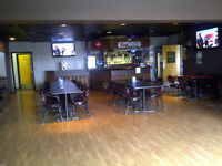 Restaurant and bar --sale or lease