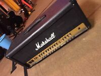 Marshall 100 watt all tube amp head! Ma100h