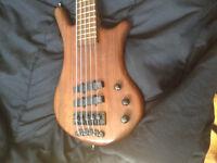 Warwick thumb bass made in germany