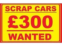 SCRAP YOUR CAR OR VAN TODAY *TOP PRICES PAID* 01902399912