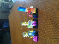 Simpsons Series 2 minifigs
