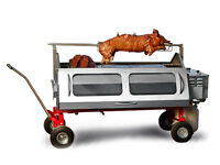 PIG ROASTERS FOR RENT