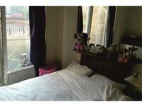 Good size double room to rent 7 mins away from Manor House Station zone 2 with all bills inclusive