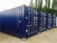 Container self storage space. Gateshead. Close to A1 Team Valley Metro Newcastle