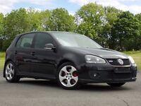 Volkswagen GOLF GTI (black) 2007