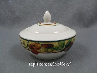 Royal Doulton Augustine covered sugar bowl.   Royal Doulton Covered Sugar Bowl