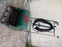 Webb 12inch electric lawn mower