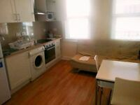 A refurbished one bed flat in good area near tube and shops. INCLUDING ALL BILLS EXCEPT ELECTRICITY.