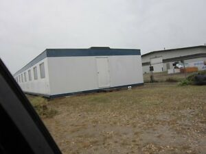 """SIX"" MODULAR TRAILER  30-MAN CAMP COMPLEX - 3800 sq ft Regina Regina Area image 1"