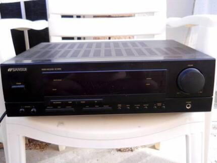Sansui RZ-2400L Amplifier / Receiver in Very Good Condition