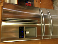 Samsung French Door Stainless Steel Fridge