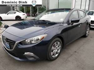 2014 Mazda 3 Mazda3 GX 6sp **ONLY 40,134!*CERTIFIED PRE-OWNED**