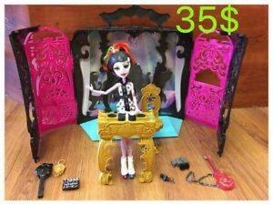 Party boîte de nuit Monster high
