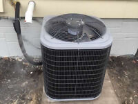 Furnace and air conditioning installs