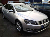 Volkswagen Passat 2.0TDI BlueMotion Tech 2011MY SE