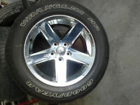 275 60 20, 275 60 R20, Dodge Ram Tires and rims