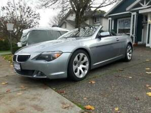 2004 bmw 645ci convertible. Poss trade