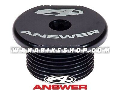 OTHERS SUBROSA FORK TOP CAP COMPRESSION BOLT 18mm x 1.5mm FIT NOSTER SIMO OM