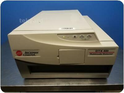 Beckman Coulter Dtx 880 Multimode Detector 248579