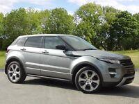 Land Rover RANGE ROVER EVOQUE SD4 DYNAMIC (grey) 2014