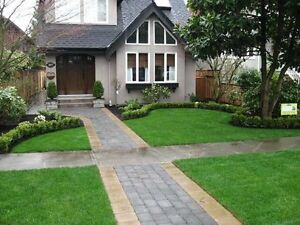 Laying sod for cheap TEXT now 587 328 0455 Anywhere Calgary