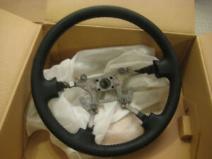 NEW OEM 2003-2006 ACURA MDX Leather Steering Wheels Black, Brown