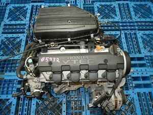JDM Honda Civic 1.7L Vtec Engine 2001 2002 2003 2004 2005 LOW KM
