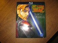 Star wars the clone wars saison 5 Blu-Ray
