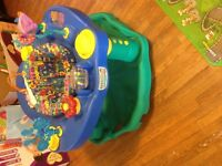 Great Used Exersaucer