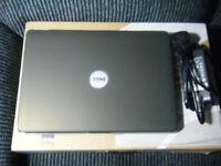 DELL Inspiron 1525 Laptop ( Excellent working order ) Matt Black Top Cover