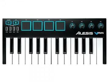 Alesis V-Mini Portable 25-Key USB-MIDI Controller